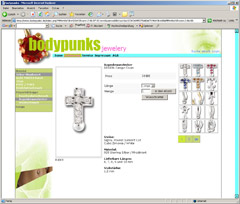 BodyPunks.de - Piercing Schmuck